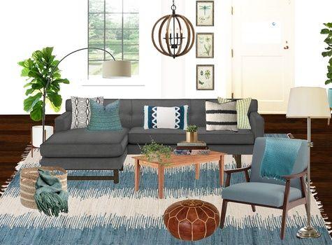Online Interior Designer HCC Designs - Classic | Decorist