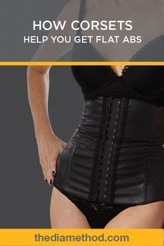 I field a lot of questions about corsets. Do they really work? Is a corset right for me? What if I had my kids years ago?  #diastasis recti , #fitness, #postpregnancy, #workouts, #corsets, #flat abs