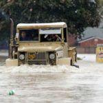 El huracán de Harvey Fallout Continúa Con la Pesadilla de las Inundaciones en el Área de Houston