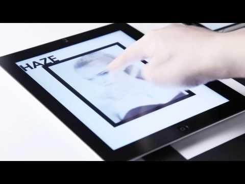 Neo Image - Interactive Portfolio App