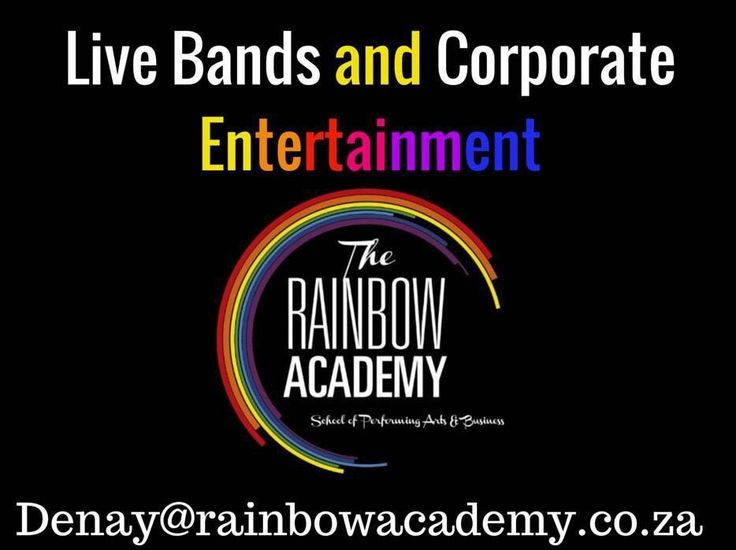 "Rainbow Academy on Twitter: ""Do your part & book the #RainbowAcademy for fantastic entertainment at any event info@rainbowacademy.co.za https://t.co/ChFcMzuJHB"""