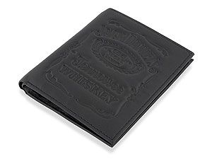 jack daniels Black Label Leather Wallet and Key Fob Set 014139 A useful, fully featured, folding black leather wallet, with lots of pockets for notes and credit cards, plus a Black Label Jack Daniels bottle key fob  http://www.comparestoreprices.co.uk/ladies-watches/jack-daniels-black-label-leather-wallet-and-key-fob-set-014139.asp