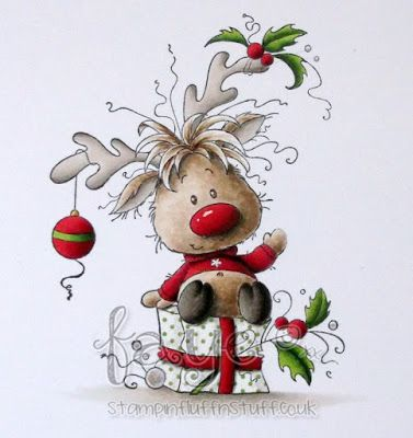 Whimsy Inspirations Blog: Rudolph