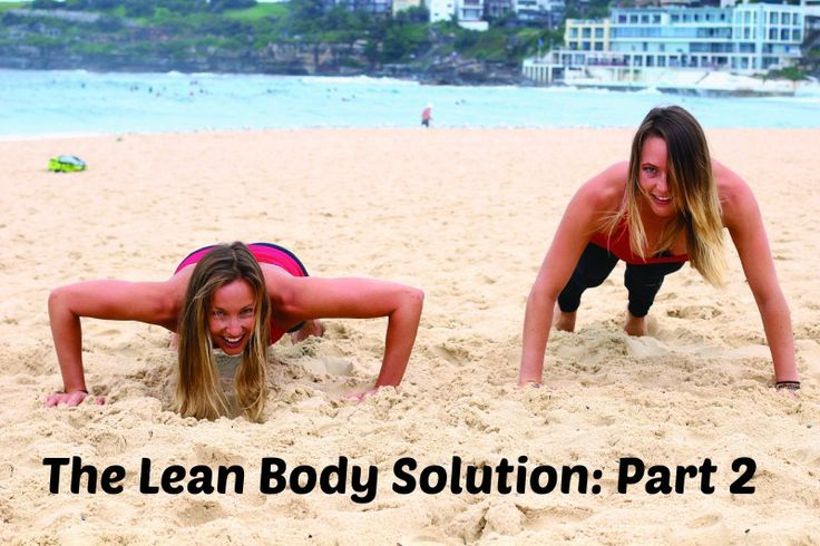 More tips to get lose weight and feel amazing! http://www.bufnewcastle.com.au/blog/post/2013/03/07/The-Lean-Body-Solution-(Part-2).aspx