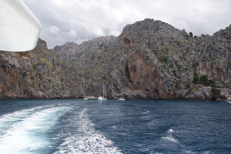 Boottocht van sa Calobra naar Port de Sóller