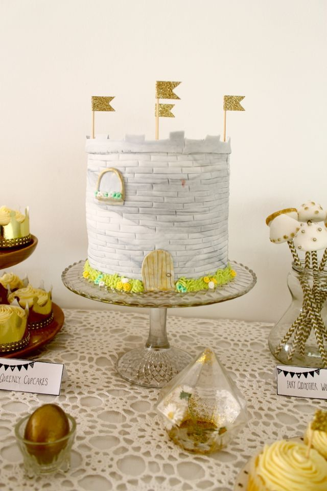 the golden adventures of...: Fairytale Theme Party