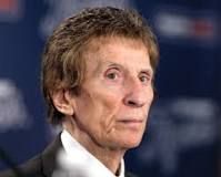 "Michael ""Mike"" Ilitch, Sr. (July 20, 1929 – February 10, 2017) was an American entrepreneur, founder and owner of Little Caesars Pizza. He owned the Detroit Red Wings of the National Hockey League and Detroit Tigers of Major League Baseball.Ilitch was at the center of Detroit's downtown redevelopment efforts; he purchased and renovated the Fox Theatre.  He also owned Olympia Entertainment. A first generation American of Macedonian descent, he was married to Marian Bayoff Ilitch."