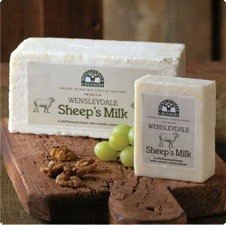 Sheep's Milk Wensleydale cheese. Sheep's Milk Wensleydale is an exceptionally smooth, creamy Wensleydale cheese with a clean, milky flavour, handcrafted from pure sheep's milk. Interestingly, the very first cheese made by the Cistercian Monks, when they settled in the Wensleydale in 1150, would have been made using sheep or goat's milk.