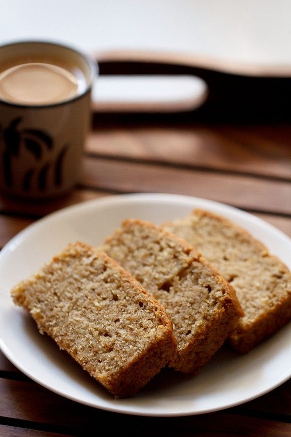 eggless banana bread recipe with step by step photos. delicious, light & soft vegan banana bread recipe. so far this is the best banana bread that i have made