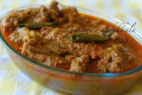 Chicken Kurma is a thick gravy curry which can be served with Dosa, Appam, Idiappam or Chappathi.     INGREDIENTS:     Ch...