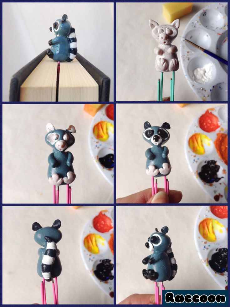 How to paint the Raccoon sculpt.