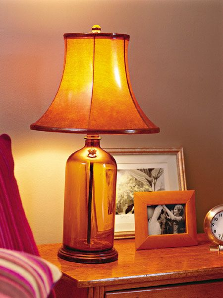 1000 images about jar lamps on pinterest design your for Decorate your own lampshade