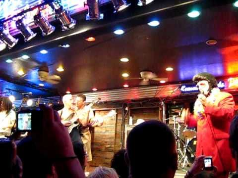 Dread Zeppelin - Moby Dick/Black Dog - Live @ Knuckleheads Saloon, KC, MO, 5/22/10