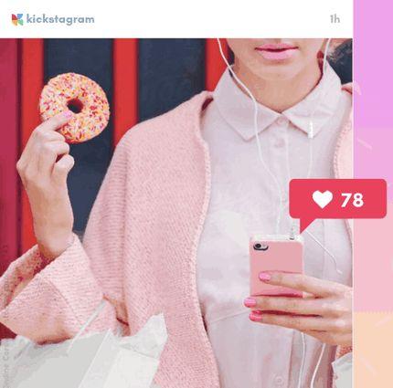 Kickstagram   Kickstart your Instagram marketing