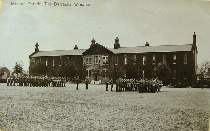 Home Guard Wrexham  S