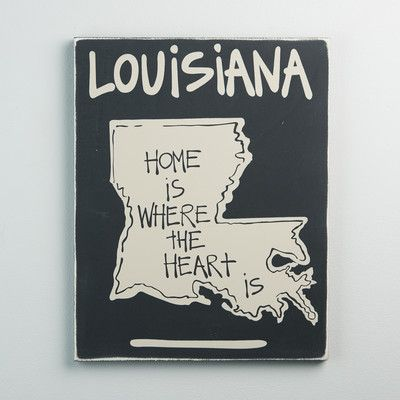Glory Haus State of Louisiana Graphic Art