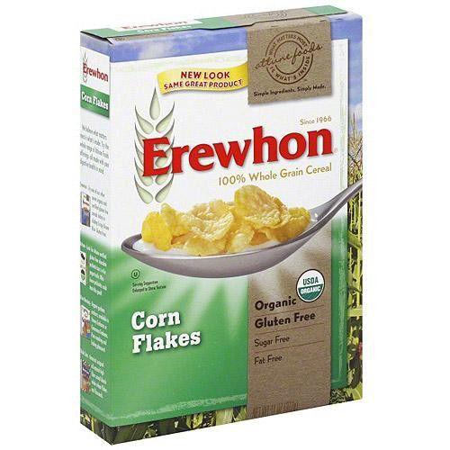 Erewhon Corn Flakes Cereal (12x11 Oz)