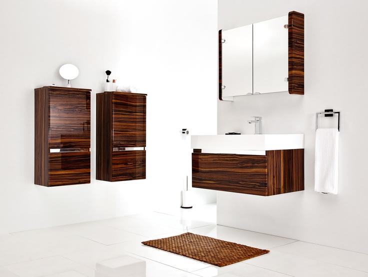 bathroom furniture Antado wood pattern #łazienka #umywalka #meble