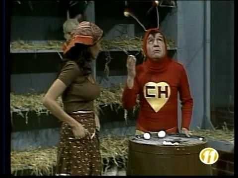 El Chapulín Colorado -  Problemas en la granja (1980)