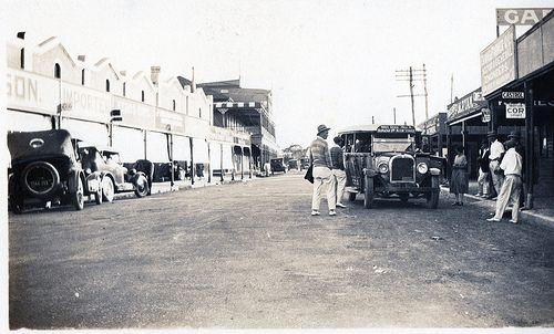 Burleigh Heads circa 1920's