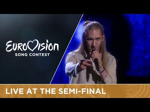 IVAN - Help You Fly (Belarus) Live at Semi-Final 2 of the 2016 Eurovision Song Contest - YouTube