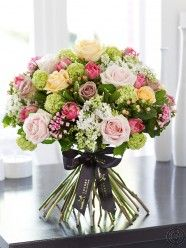 Luxury Mother's Day Mixed Hand-tied