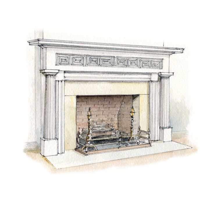 Fire pits and Fireplace mantels