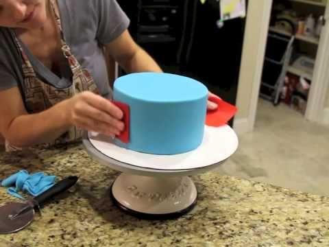 How I get Sharp edges on my cakes... imporante de ver para saber de bordes afilados