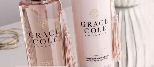 Discover the Power of Fragrance with Grace Cole