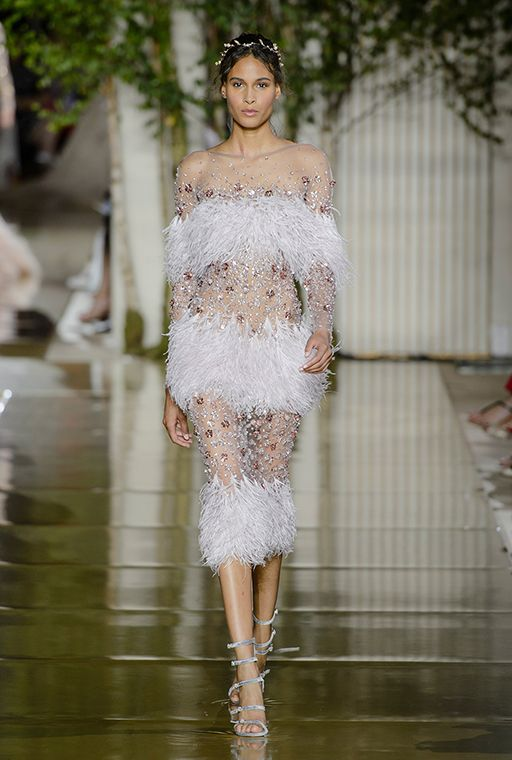 Paris Haute Couture Fashion Week: Zuhair Murad Fall/Winter '17 | Buro 24/7