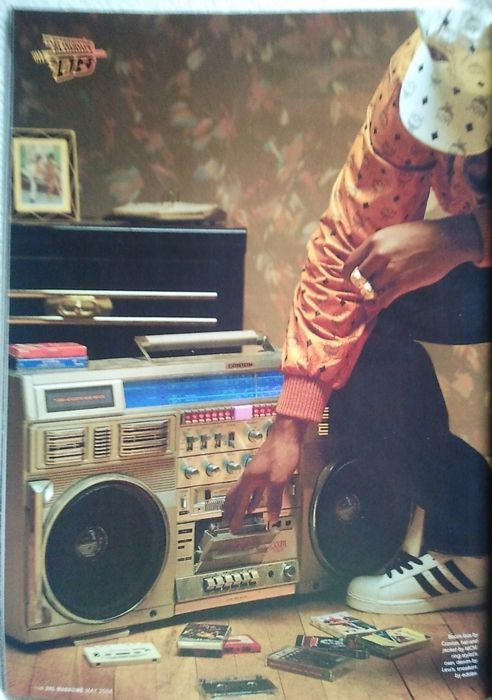 So many cool photos to add to my one day wall of boombox photography. Pretty excited