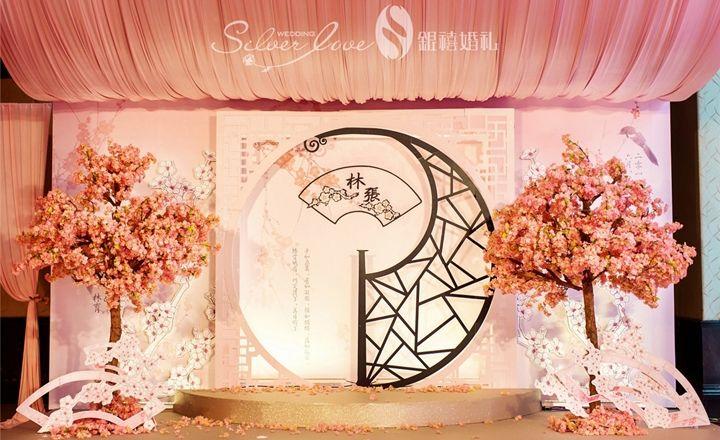 广州银禧婚礼策划【桃花源】 By 广州银禧婚礼策划 | 喜结网婚礼灵感、风尚、攻略博客