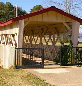 Rockdale Covered Bridge Conyers, GA