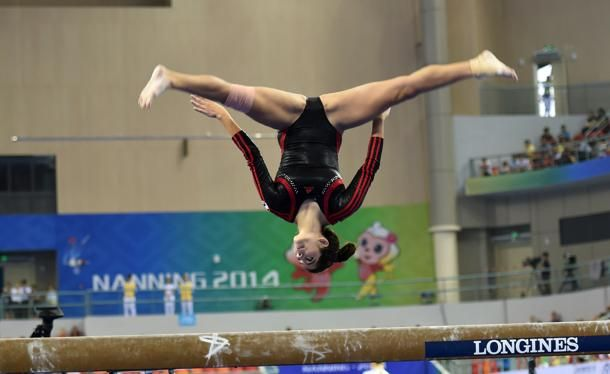 Show della perfezione: i mondiali di ginnastica artistica | Foto Sport | Fotogallery | Multimedia | Il Secolo XIX