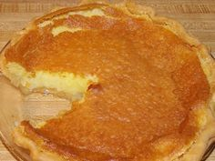 Southern Chess Pie This old fashioned pie using one very southern element: Cornmeal - and it makes the pie splendid!