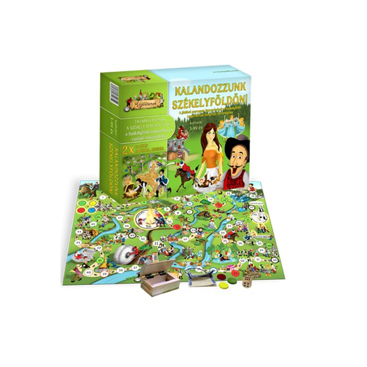 🌲🐺🗻 Discover Seclerland with this fun board game from Legendarium and spend an enjoyable evening with friends or family! Woohoo! #legendarium #seclerland #sellonlinewithsoldigo