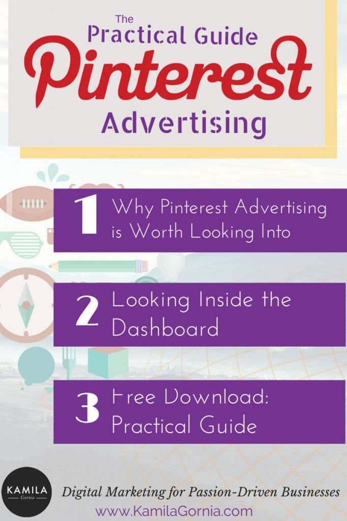 In this post, you will get the look inside the quick guide to Pinterest Advertising, including the why and how, the dashboard interface, and full PDF guide.