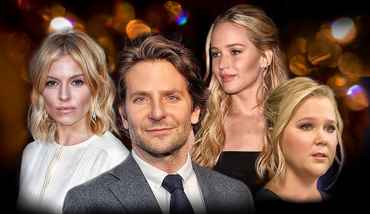 Bradley Cooper speaks out on Amy Schumer's joke engagement announcement, and Sienna Miller and Jennifer Lawrence's gender pay dispute issues.