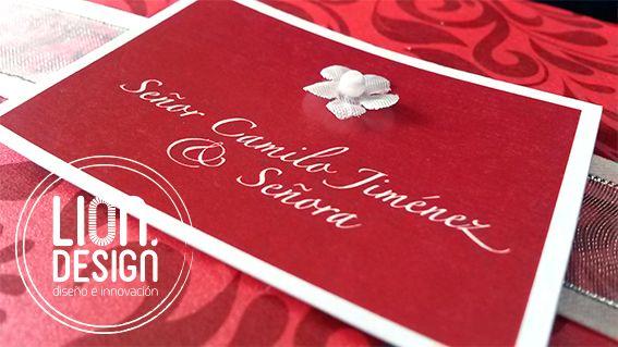 Scarlett Wedding. Cute element :)