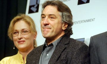 Robert De Niro Says 'Enough Is Enough' In Letter Supporting Meryl Streep | The Huffington Post