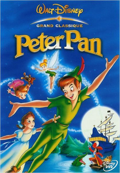 Peter Pan - 1953 en Streaming & Téléchargement [Francais | complet]