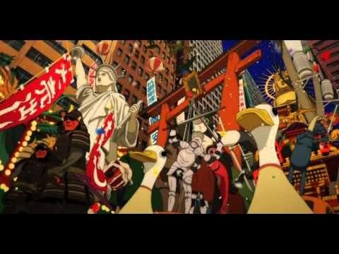 パプリカ Parade (Satoshi Kon, 2006)