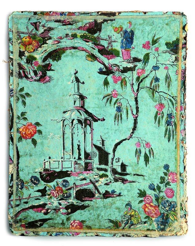 19 best Floraison des papiers peints à partir du XVIIIe siècle ...