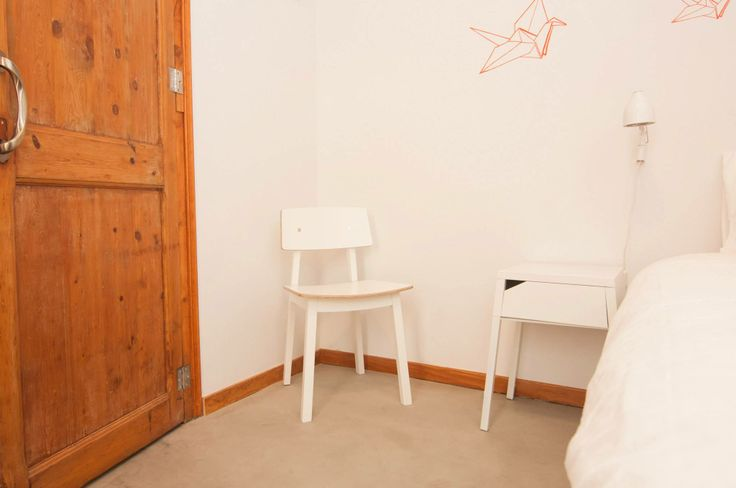 dormitorio naranja #proyectoturisticosants - iloftyou