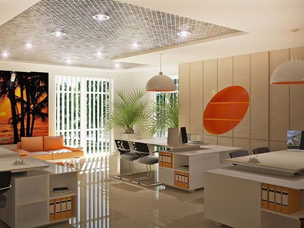 Office Decoration Themes