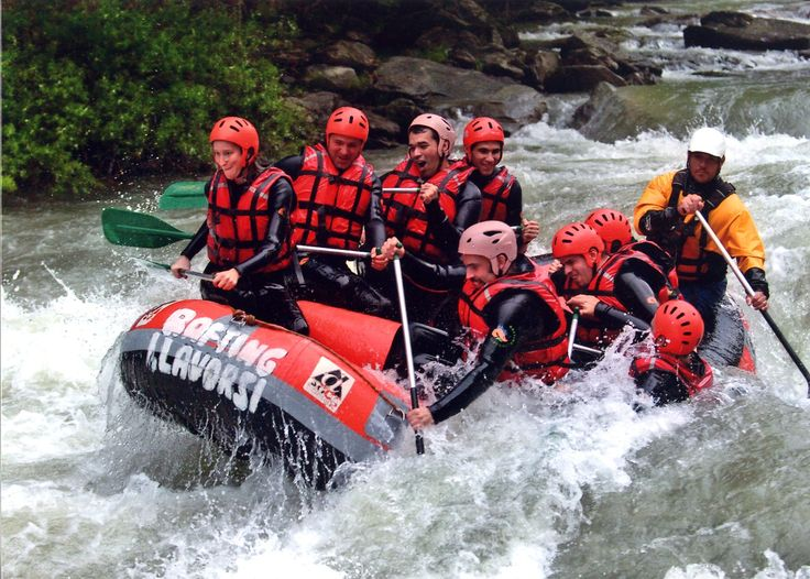 Rafting ecoturismo<3 <3 <3