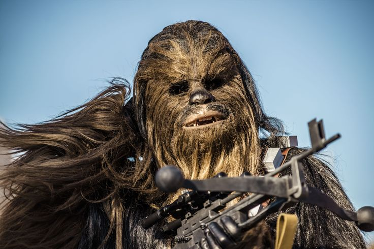 Name That 'Star Wars' Character Quiz
