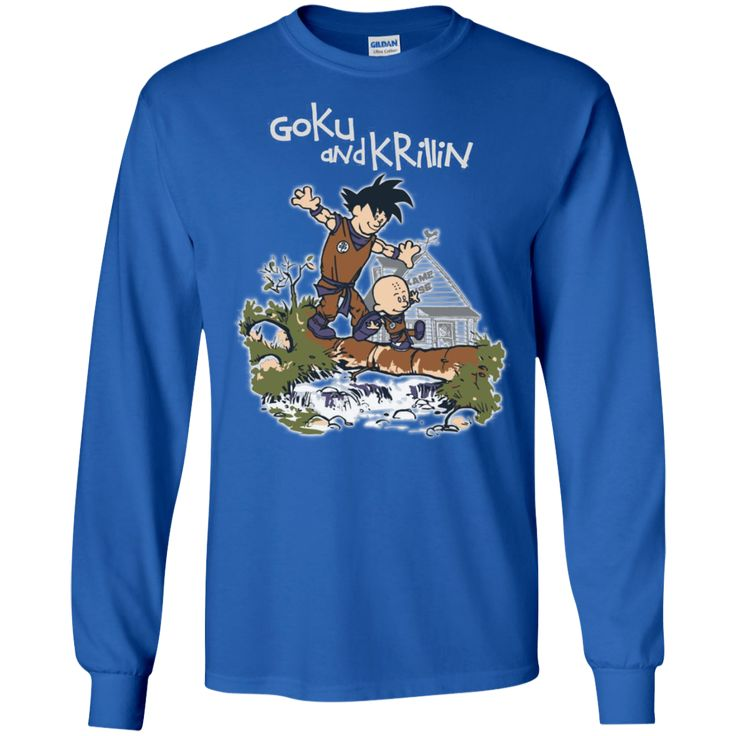 Goku And Krilin DBZ Dragon Ball Best Selling T-Shirt