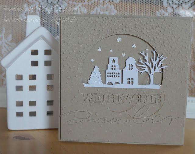 HandWerk aus Papier: Weihnachtszauber