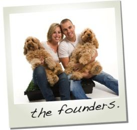 Meet Our Founders - Simone & Tobi Skovron » The Pet Loo  Spoodle, Cockerpoo, Cockapoo, Poodle Hybrid, Poodle Mix, Oodle, Doodle, Dog, Puppy pinned by myoodle.com